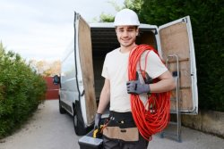 Accounting for electricians