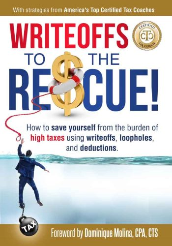writeoffs to the rescue book